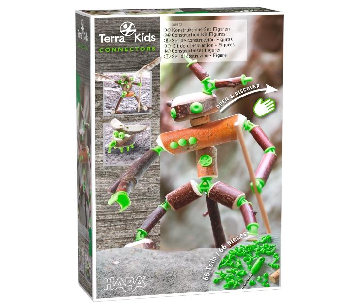 Connectors Terra Kids set Figures