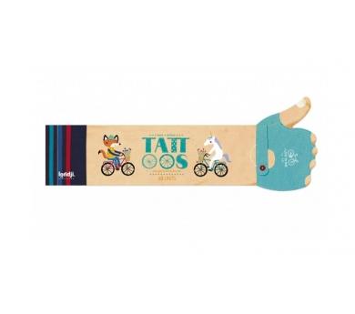 Tatoos bicicletes