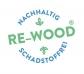 10 plaques de centenes amb marcat ReWood