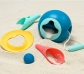 Conjunto de juguetes de playa Quut