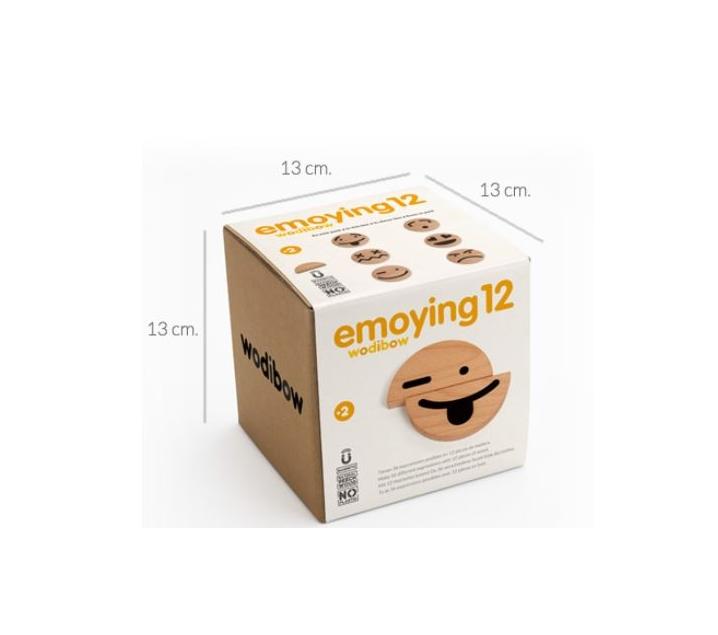 Emoying magnético 10 piezas