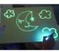 Pizarra mágica fluorescente PINTAFLUO-A4