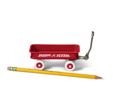 Mini carrito Radio Flyer para minimundos