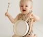 Tambor de mano infantil