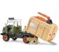 Camión de salvamento de animales grandes