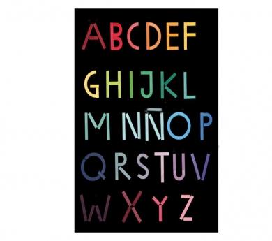 Formes Imantades per l'Alfabet