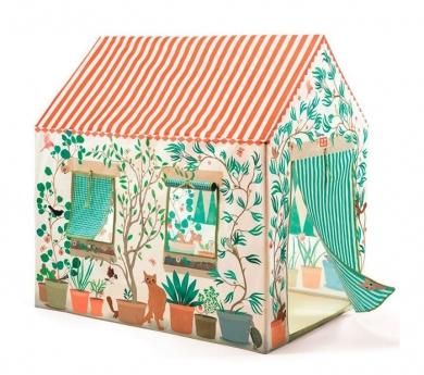 Casa de tela per a interior