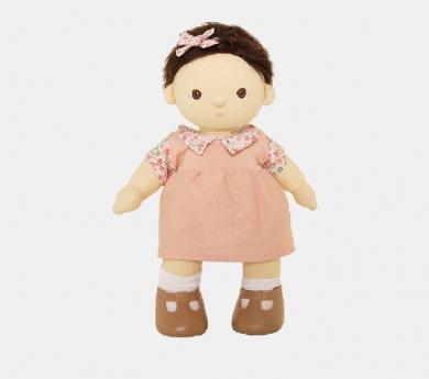 Vestido AYA para mueñcoS y muñecas Olliella