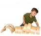 Arcs i túnels de fusta