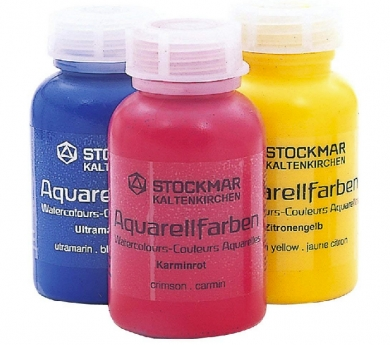 Aquarel·les Stockmar de 250ml
