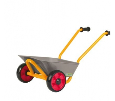Carretilla de dos ruedas