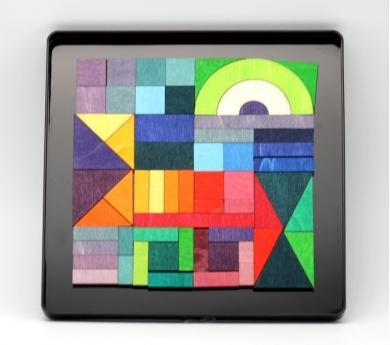 Puzzle Magnético Geográfico