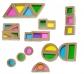 Bloques arco iris 24 piezas