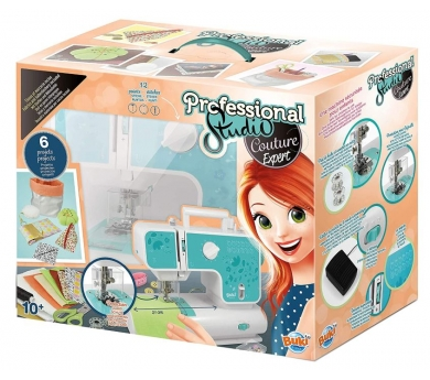 Máquina de coser Expert para niñas y niños