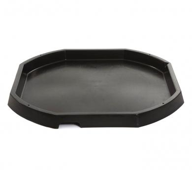 Tuff tray per a mini-mons i activitats sensorials