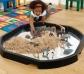 Mirall per a Tuff tray per minimundos i activitats sensorials