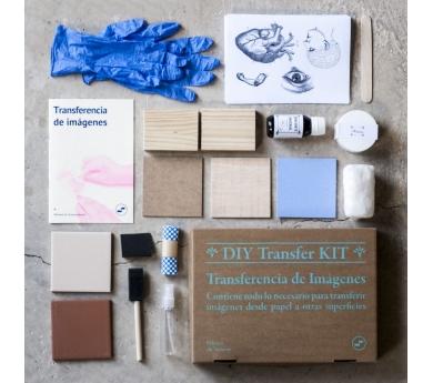 Kit para realizar transferencia de imágenes
