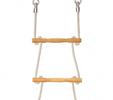Escalera de cuerda PREMIUM 6 peldaños