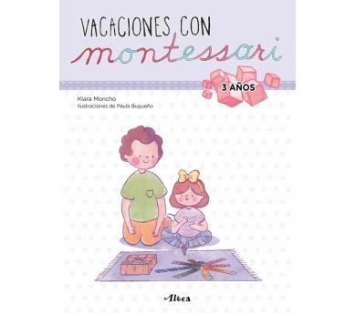 Cuadernillos Vacaciones con Montessori