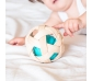 Bola natural para bebé