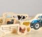 La granja en 25 piezas