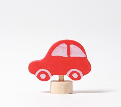 Grimm 's. Figura celebracions cotxe vermell
