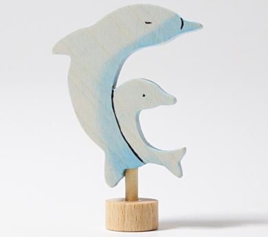 Grimm 's. Figura celebracions dos dofins