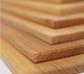 Tablones de madera natural para el arco iris Waldorf
