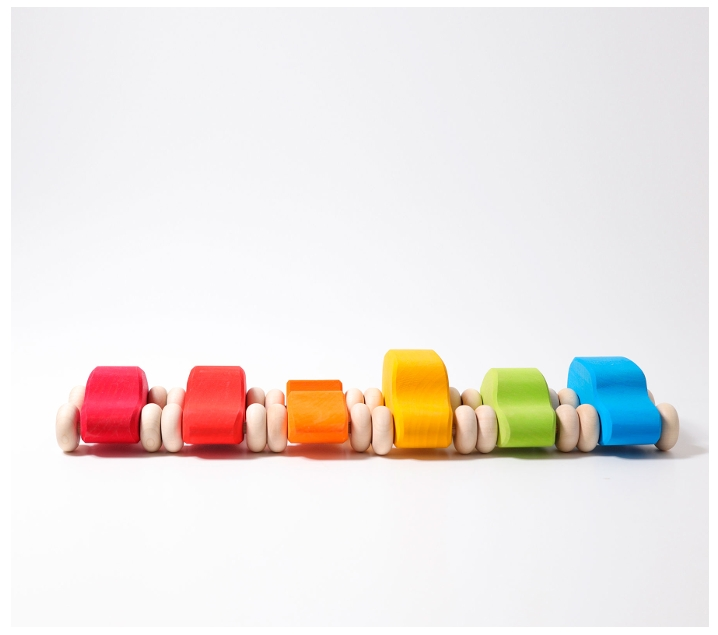 Cotxes petits de colors