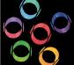 Mandala Magnético Espiral Grande