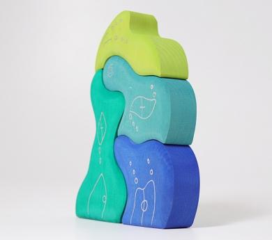 Blocs de casetes Aqua