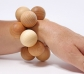 Pulsera de bolas natural