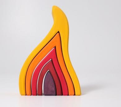 Figura foc