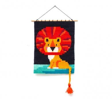 Kit tapiz de pared PAVO REAL
