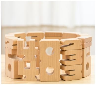 SUMBLOX iniciacion 27 piezas