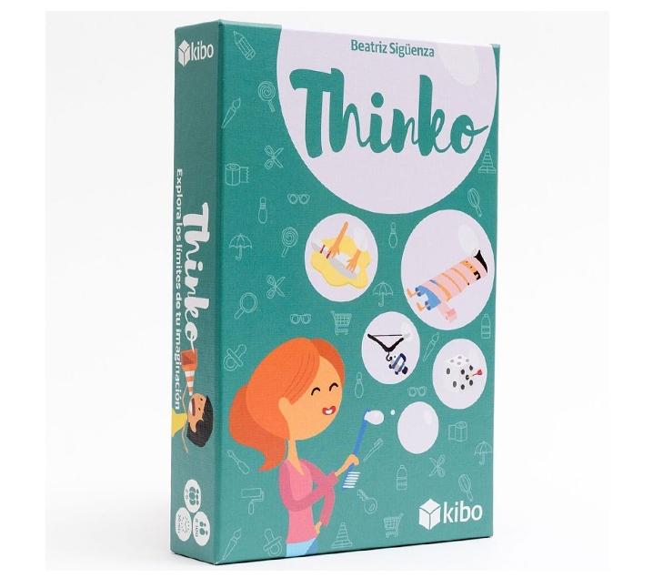 Thinko, joc familiar de creativitat