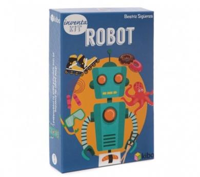 Robot. Juego de creatividad