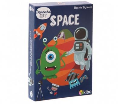Space. Juego STEAM de creatividad