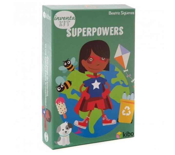 Superpower. Joc d'ecologia i creativitat