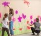 Spray graffiti lavable púrpura