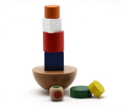 Torre de Equilibrio Pequeña