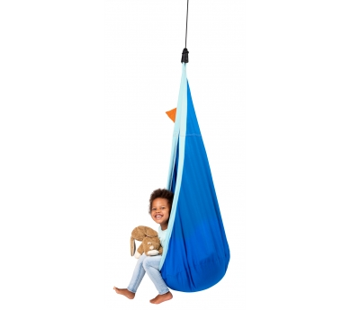 Hamaca nido infantil con fijaciones
