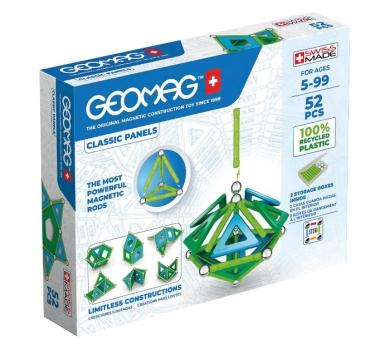 Geomag Green paneles 52 piezas