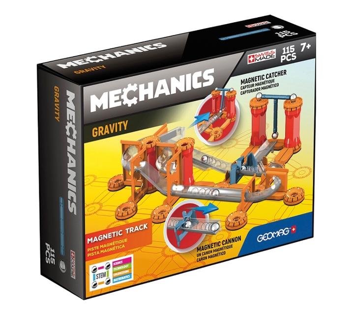 Geomag Mechanics Gravity Race Track - 115 piezas