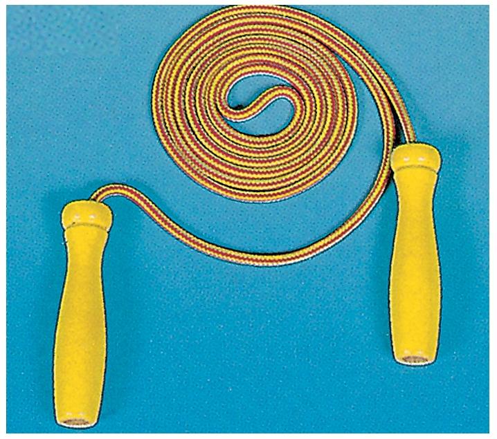 Cuerda para saltar súper resistente