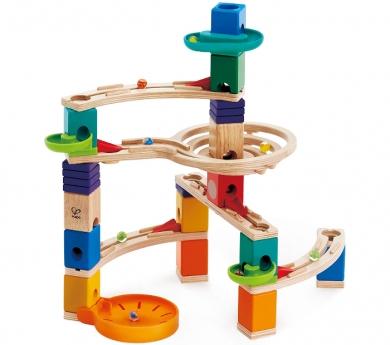 Circuito de canicas Quadrila acantilado 94 piezas