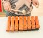 Xilofón de madera de 8 tonos