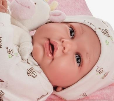 La meva primera nina reborn