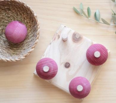 Esferas encajables Montessori