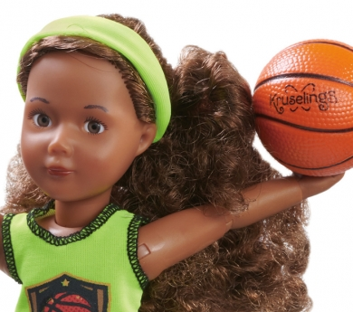 Nina Kruseling Joy jugadora de bàsquet